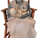 Animated Lullaby Prop Animated Prop halloween scary prop haunted house prop