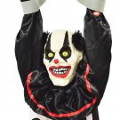 Clown Hanging Animated halloween scary prop haunted house prop