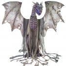 7' Winter Dragon Animated Prop Prop halloween scary prop haunted house prop
