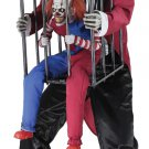Rotten Ringmaster With Clown Prop halloween scary prop haunted house prop