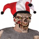Halloween Mask Die Laughing Latex Mask scary creepy halloween mask collectible masks here