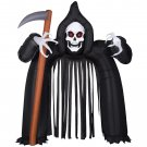 Airblown Archway Reaper  holiday lawn decorations animated airblown decorations