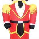 7' Inflatable Toy Soldier lawn decorations animated airblown decorations