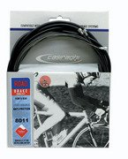 Brake Cable FRONT AND REAR for ROAD bicycle , black .... S&H is $5.95 or $2.50