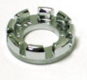 Spoke Wrench for bicycle wheel.  Fits 8 different width nipples ... S&H is $2.95 or $1.50