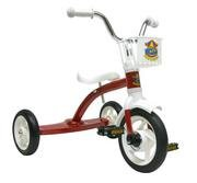 "12"" Tricycle for child to ride, in box. Easy to assemble. Blue...S&H is $17.95  Insurance  included."
