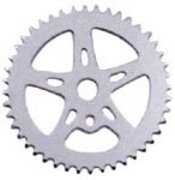"Front sprocket (chainring) for bicycle one-piece crank. 3/32"" ... S&H is $6.95 or $3.50"