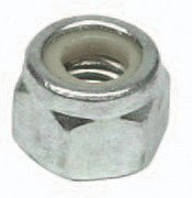Lock Nut for the center bolt in a side pull caliper brake .... S&H  is $1.95 or $0.35
