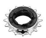 One-speed Shimano Freewheel for BMX type bicycle.  16, 17, or 18  teeth ..... S&H is $3.95 or $1.95