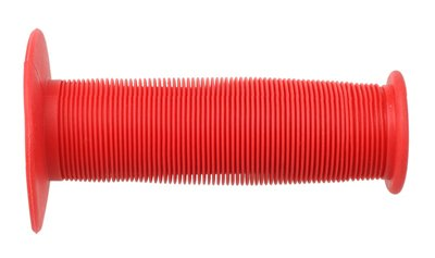 PAIR of bicycle HANDLEBAR GRIPS. BMX type. RED .... S&H is $3.85 or $1.95