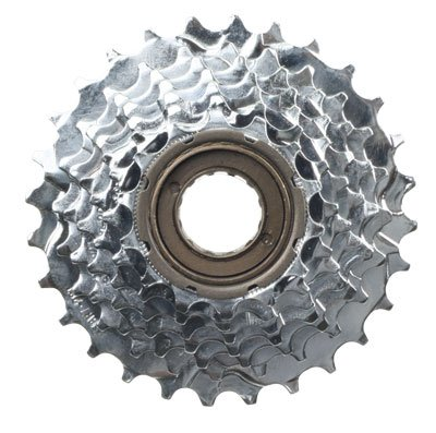 7-speed FREEWHEEL for bicycle 21-speed...NEW. S&H  $6.00 or $3.00