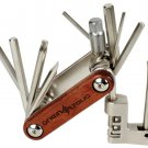 Multi Tool, 11 function. Folding design. Wood handle .... S&H is $4.95 or $2.50