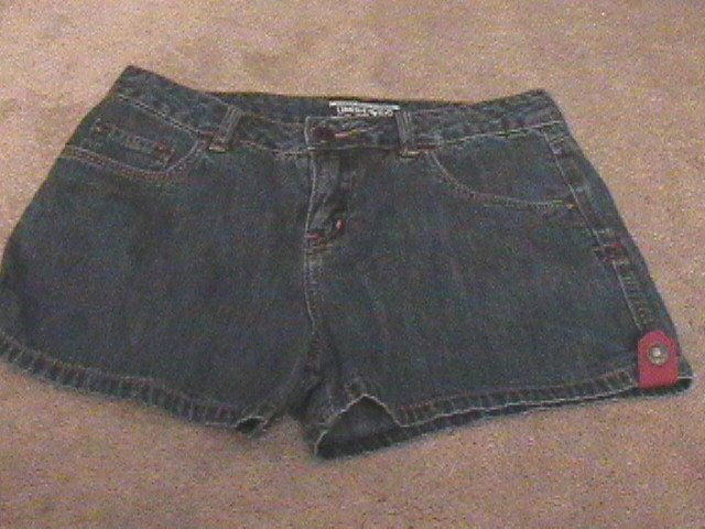 Girls LIMITED TOO Denim Shorts 14