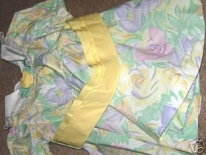 Girls Boutique BABY TOGS Pastel Floral Dress 12mo