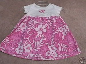 Girls Boutique PSKETTI Pink Floral Dress 18mo NEW