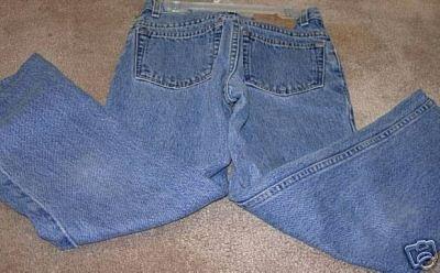 Girls OLD NAVY Jeans 14 Slim