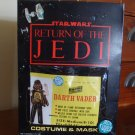 1983 Vintage Ben Cooper Star Wars Return Of The Jedi Halloween Costume NIB
