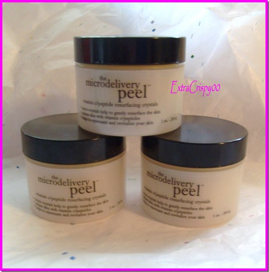 Philosophy The Microdelivery Peel 1 Ounce 1OZ Vitamin C Resurfacing Crystals