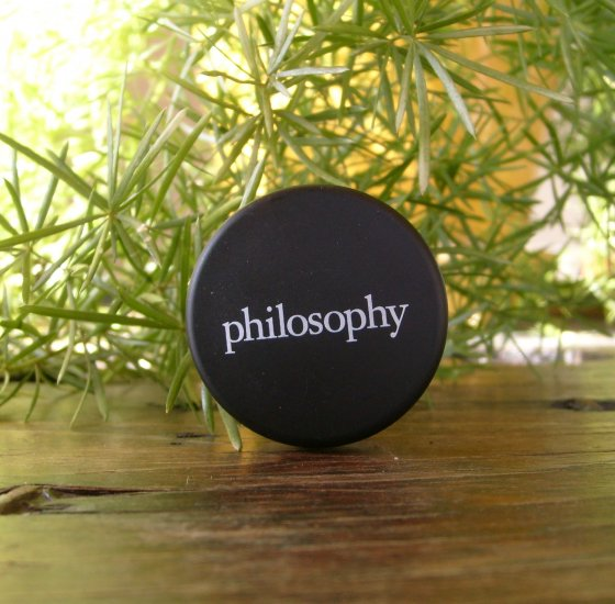 Philosophy Pure Grace Soap And Water Clean Solid Perfume Compact Full Size FREE SH $18 Retail