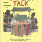 Sangha Talk - Beginner and Intermediate  - English Conversation Textbook