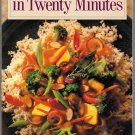 Meatless Dishes in Twenty Minutes by Karen A. Levin