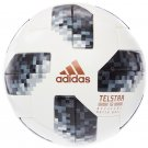 BLACK TELSTAR ADIDAS SOCCER BALL FIFA WORLD CUP 2018 RUSSIA MATCH FOOTBALL SIZE 5