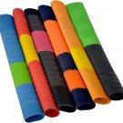 PACK OF 6 CRICKET BAT GRIPS HIGH QUALITY OCTOPUS LATEX RUBBER TANNIS BAT GRIPS