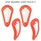 BEST ABDOMINAL PROTECTION GUARD FOR BEST CRICKET PLAYERS ( PACK OF 4 )