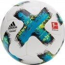 ADIDAS FOOTBALL 2018 SEAMLESS THERMAL BOUNDED FOOTBALL FOR PROFESSIONAL LEVEL MATCHES SIZE 5