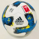 ADIDAS SOCCER BALL SEAMLESS THERMAL BOUNDED FOOTBALLS FOR TOURNAMENT MATCHES SIZE 5