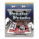 Presto Printo w/DVD (by Daryl)
