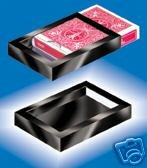 Magic Disappearing Cards and Card Case