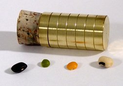 Magical Pea Can (Brass)