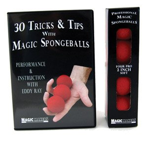 Magical Sponge Balls with DVD