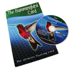 Magical Hummingbird Card Trick (with DVD)