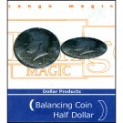 Balancing Coin (US Half Dollar) by Tango Magic