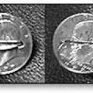 Coin thru Coin Trick