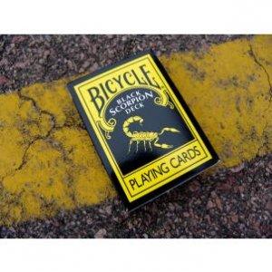 Bicycle Black Scorpion Deck Playing Cards