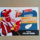 2009-10 Upper Deck Victory Swedish Svenska Superstjarnor #SS14 Tomas Holmstrom