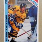 1994 Jaa Kiekko #78 Patric Kjellberg Sweden