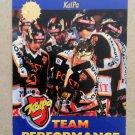 1994-95 Leaf Sisu Finland #183 KalPa Kuopio Team Performance