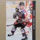 2012-13 Cardset Finland #066 Juha-Pekka Hytonen JYP Jyvaskyla