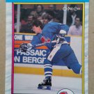 1989-90 O-Pee-Chee #262 Marc Fortier Quebec Nordiques
