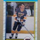 1989-90 O-Pee-Chee #270 Gaston Gingras St. Louis Blues