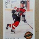 1992-93 O-Pee-Chee Premier #45 Doug Evans Philadelphia Flyers