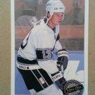 1992-93 O-Pee-Chee Premier #47 Robert Lang Los Angeles Kings