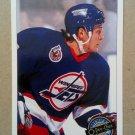 1992-93 O-Pee-Chee Premier #80 John Druce Winnipeg Jets