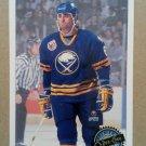 1992-93 O-Pee-Chee Premier #81 Keith Carney Buffalo Sabres