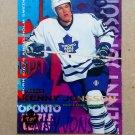 1994-95 Fleer #216 Kenny Jonsson Toronto Maple Leafs Rookie