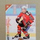 2015-16 Cardset Finland #218 Antti Miettinen HPK Hameenlinna